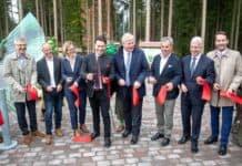Baumwipfelpfad Heide-Himmel: Neues Leuchtturmprojekt eröffnet
