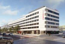 IntercityHotel Graz baut am Hauptbahnhof 229 Zimmer auf sechs Etagen