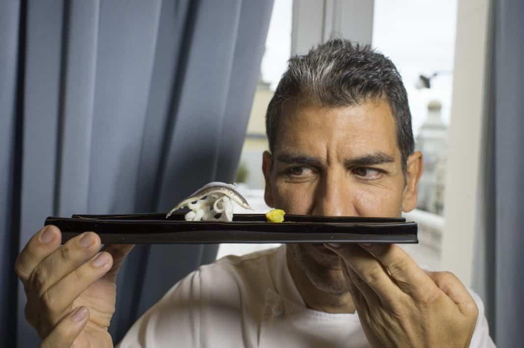 Sternekoch Paco Roncero bittet exklusiv im Raffles Istanbul zu Tisch