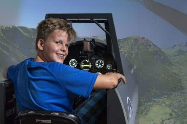 Flugsimulator Kind LFM WR