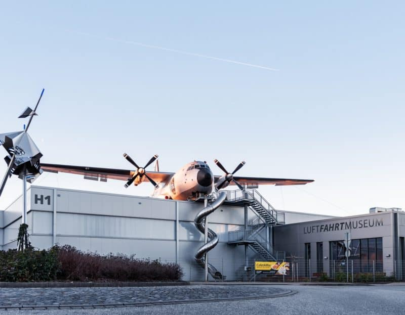 Luftfahrtmuseum Wernigerode,Wernigerode Luftfahrtmuseum