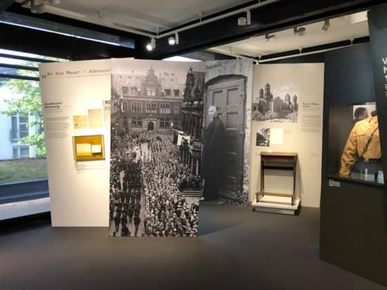 Adenauer-Haus - Absetzung Adenauers