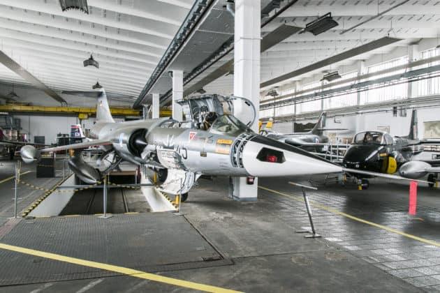 Hangar 4 Luftfahrtmuseum Wernigerode