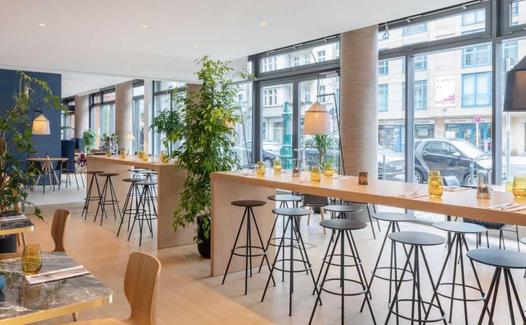 """Restaurant """"Crafterie"""" im neuen Innside by Meliá Berlin Mitte eröffnet"""