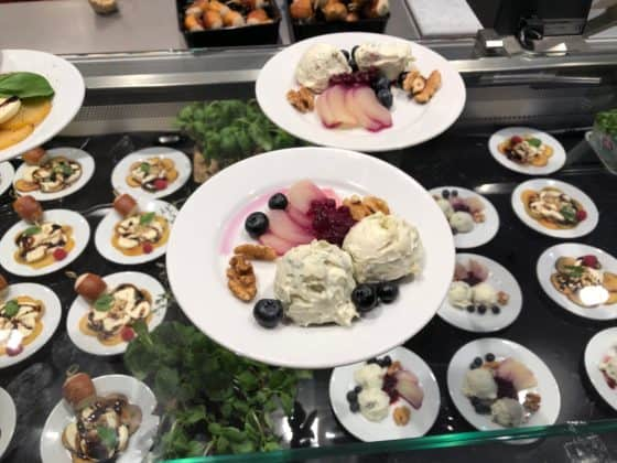 Desert-Varitianonen Dornseifer Gourmet Event 2019