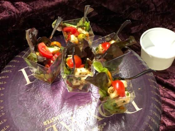 Dornseifer Gourmet Event: Leckere Käservariation mit Salat