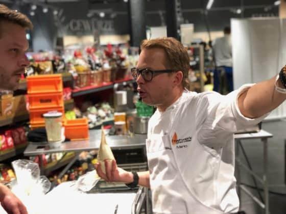 Dornseifer Gourmet Event: Mario Kotaska ganz in seinem Element