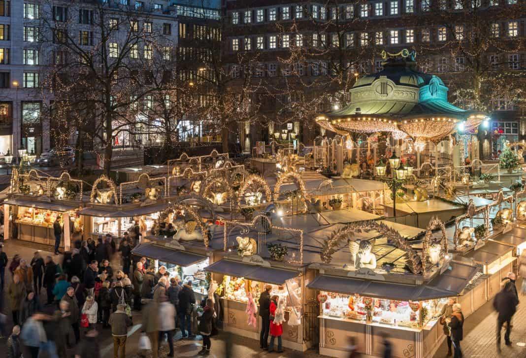 Weihnachtsmarkt Düsseldorf 2019: Hüttenzauber und Besinnlichkeit