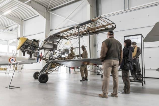 Luftfahrtgeschichte in Wernigerode erleben
