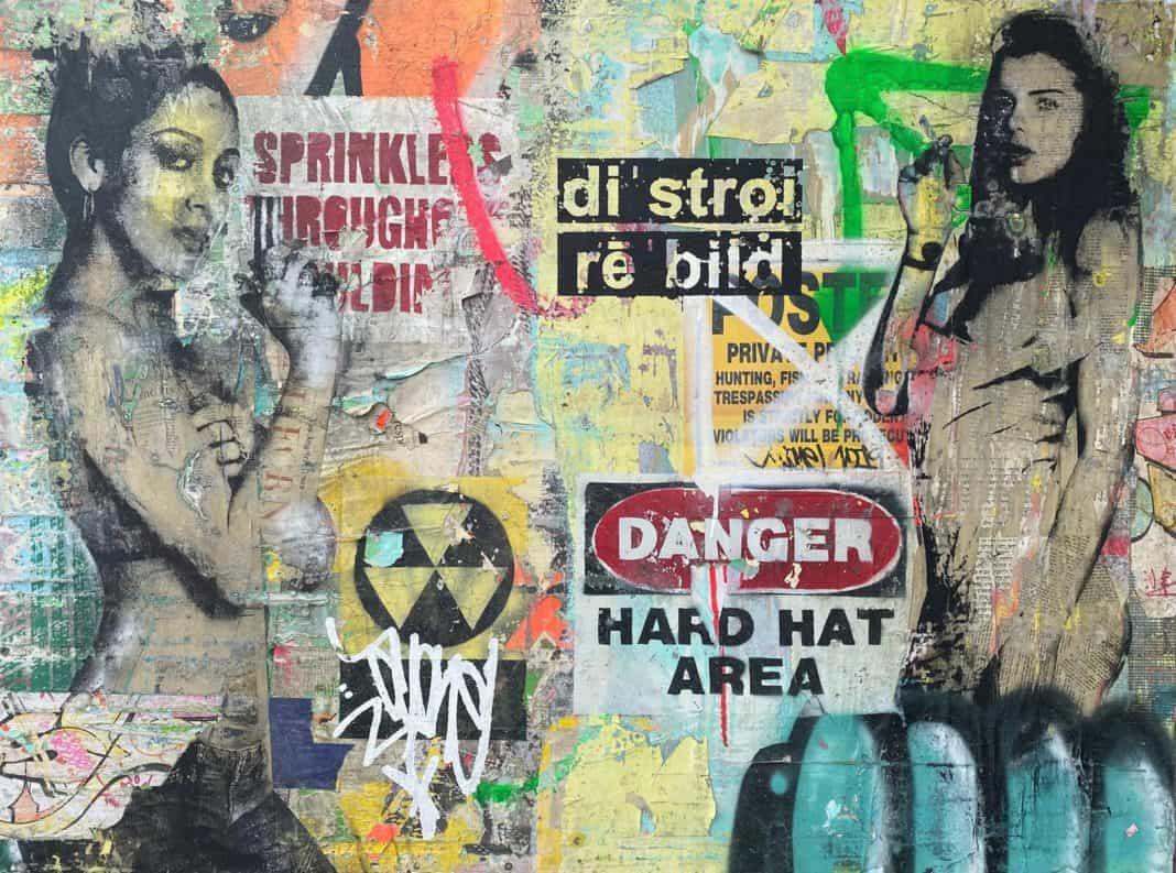 New Yorker Street Art im Pullman Berlin Schweizerhof
