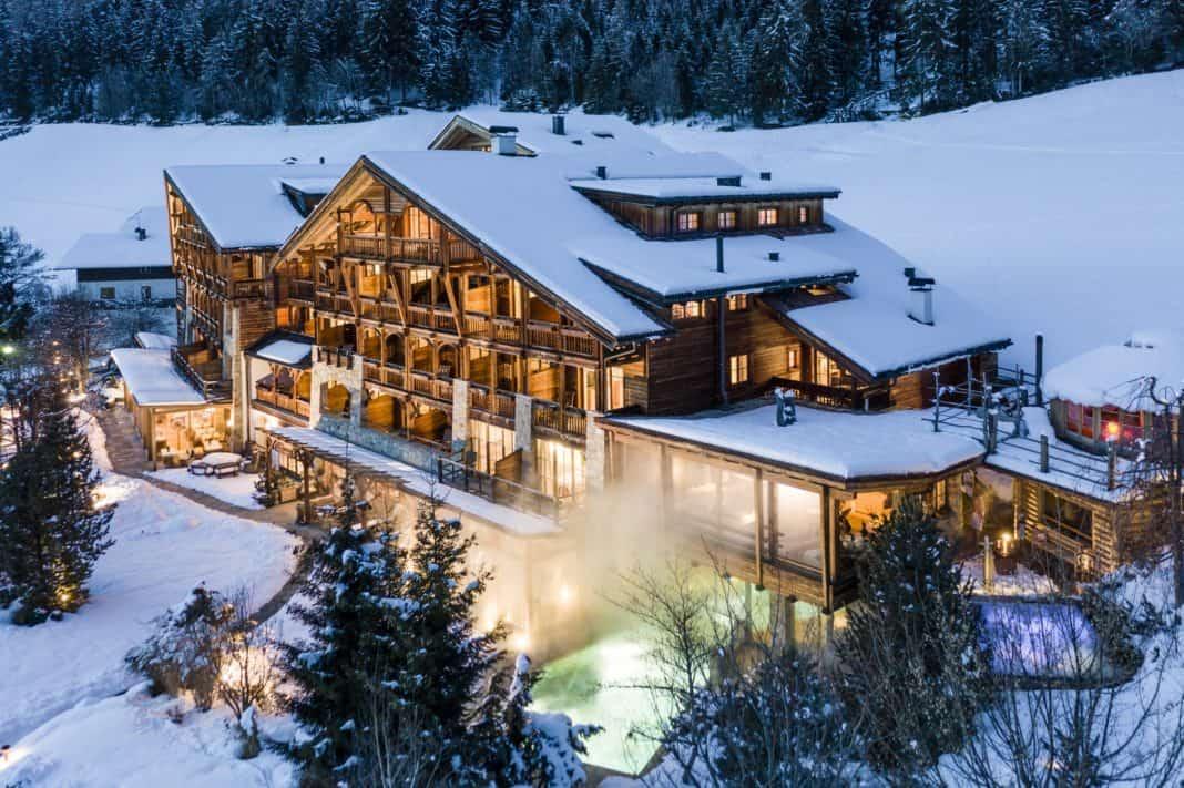 Naturhotel Lüsnerhof: Schneeschuhwandern auf der Lüsner Alm
