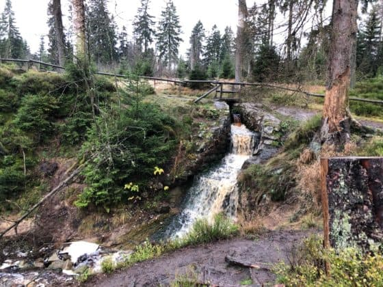 Wasserregal Weltkulturerbe im Harz