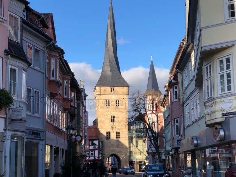 Duderstadt: Historische Altstadt am Rande des Harzes