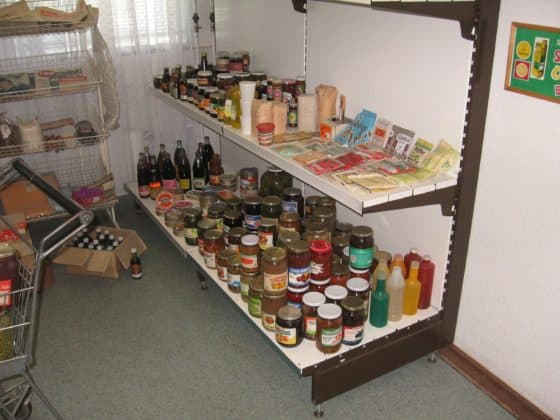 DDR-Produkte Konsum