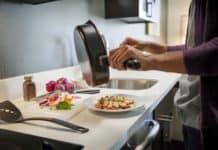 Viele Geschäftsreisende bevorzugen selbstgekochte Mahlzeiten