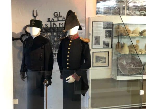 Bergmannskleidung Museum St. Andreasberg