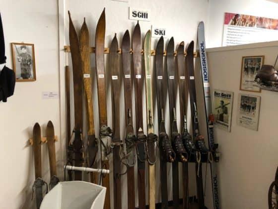 Ski aus Harzer Produktion