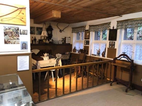 Wohnung eines Harzer Bergmanns