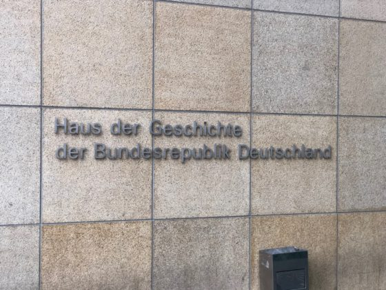 Logo Haus der Geschichte in Bonn