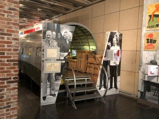 Haus ger Geschichte: Roseinenbomber aus der Zeit der Berliner Blockade