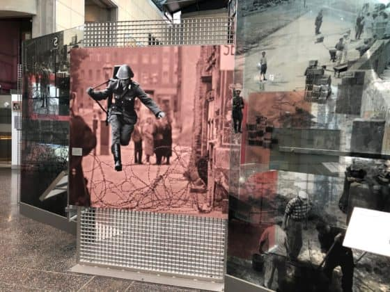 Flucht DDR-Soldat Grenzschließung