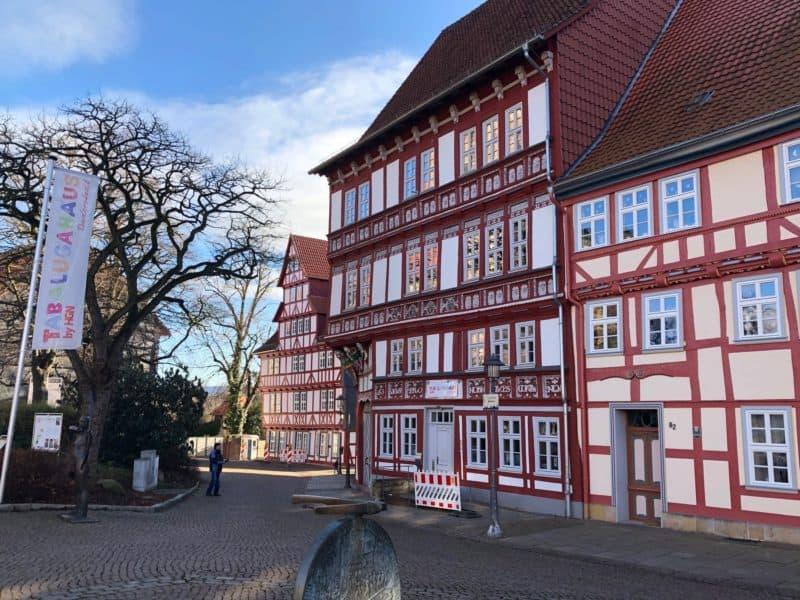 Historische Altstadt von Duderstadt