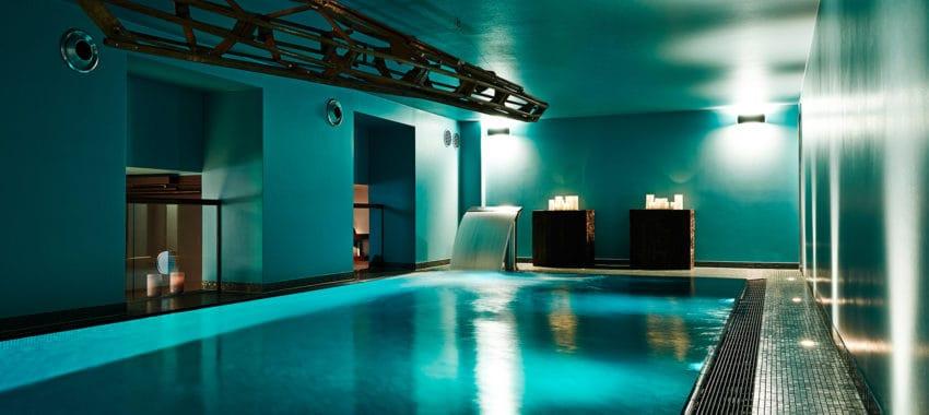Schwimmbad Hotel zum Löwen