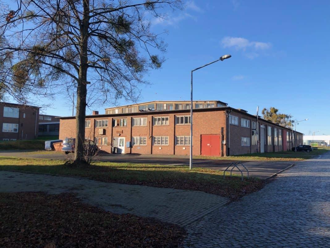 Lostplace: Ehemalige Munitionsfabrik Polte-Werk Duderstadt