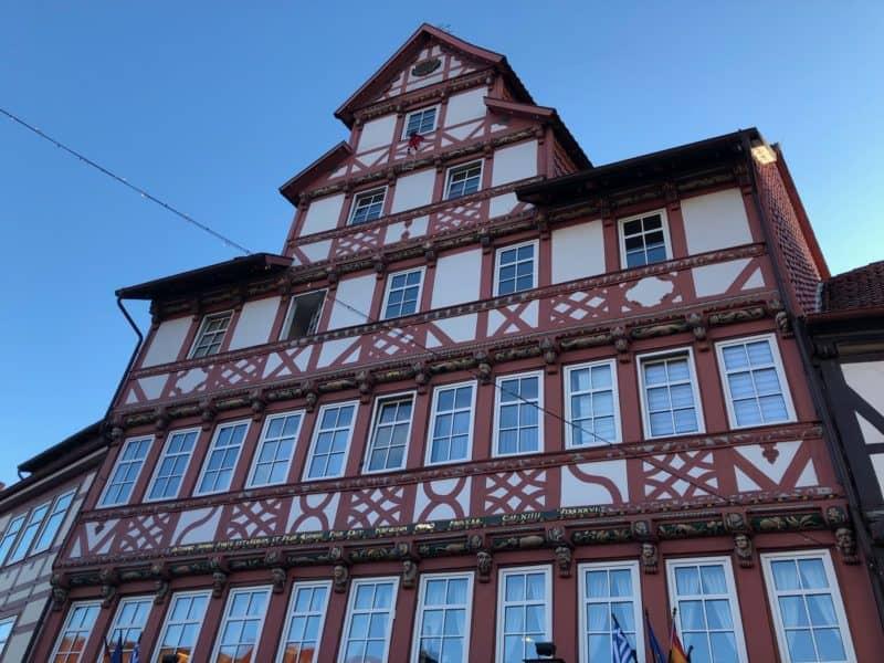 Barockgebäude zur Tanne