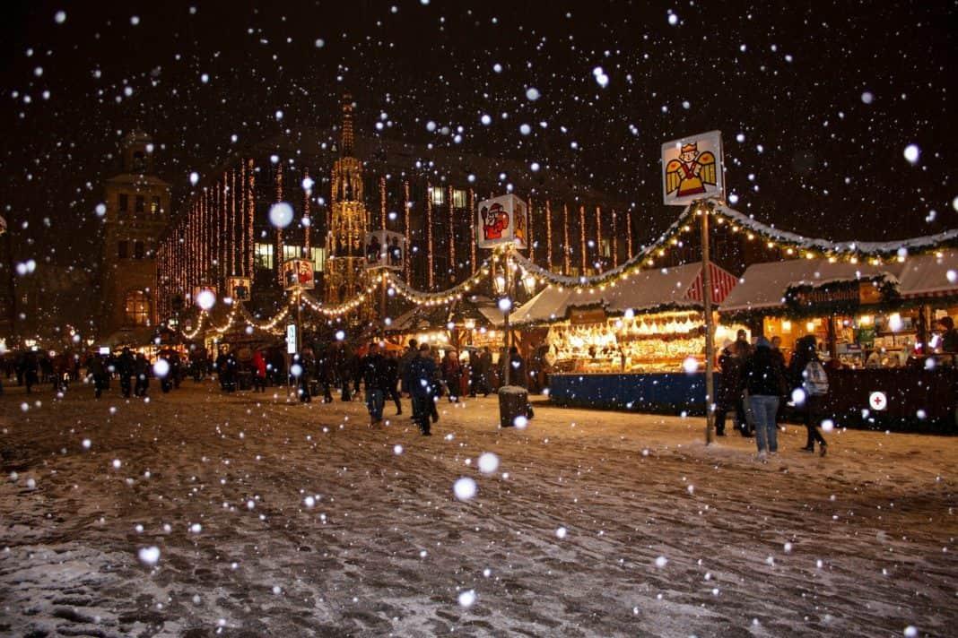 Außergewöhnliche Weihnachtsmärkte für Städtetrips