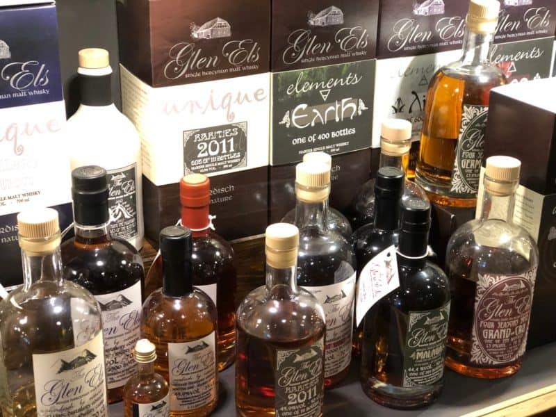 Whiskey-Produkte aus der Hammerschmiede