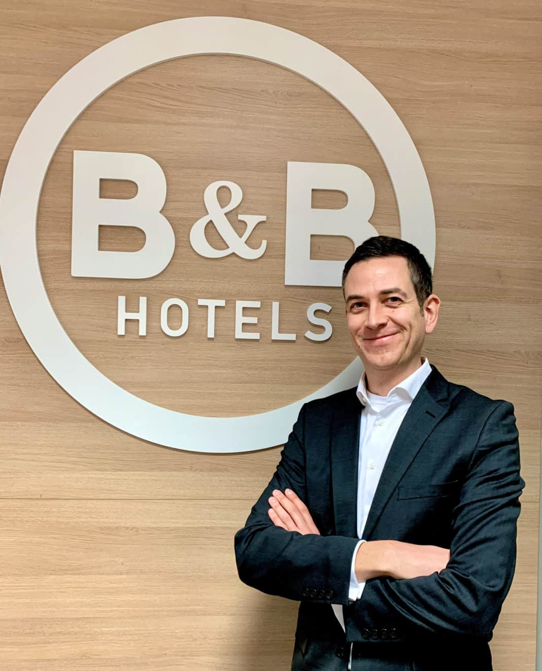 Eric Tapper neuer Key Account Manager bei B&B HOTELS