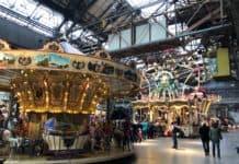 13. Historischer Jahrmarkt in der Jahrhunderthalle Bochum