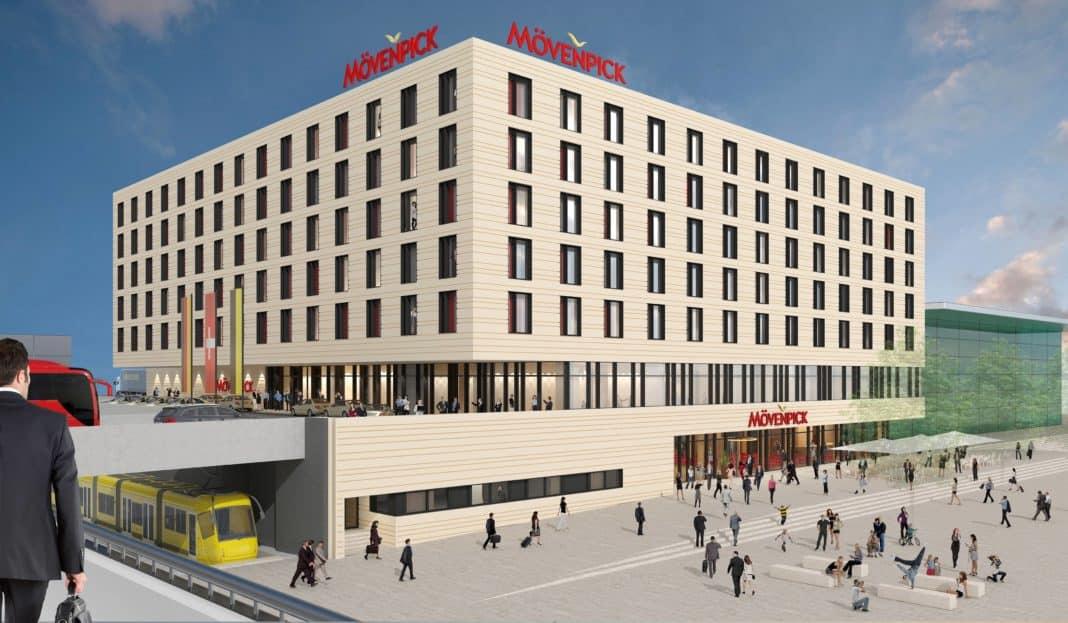 Mövenpick Hotel Stuttgart Messe & Congress eröffnet zweites Haus