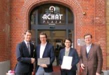 Neue Qualitätspartnerschaft zwischen ACHAT Hotels und DEHOGA