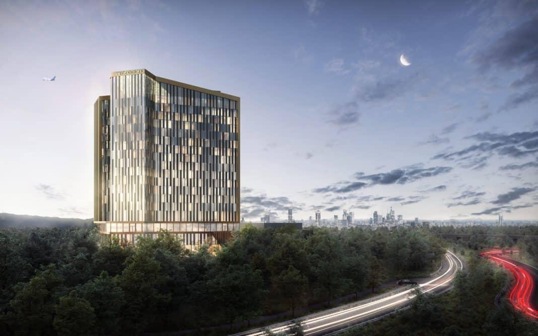 Steigenberger Kongress Hotel Frankfurt Airport in Planung