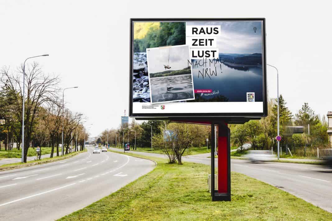 Sonderprojekt für Tourismus: Werbekampagne für Urlaub in NRW