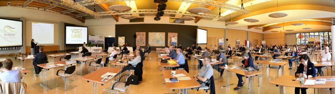 Mitgliederversammlung des Tourismusverband Vogtland