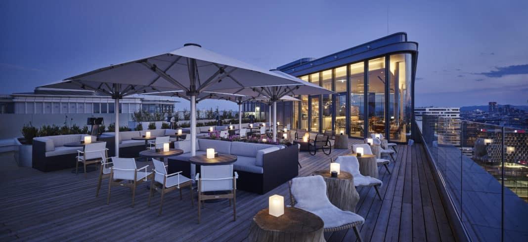Nach Corona: Wiedereröffnung der Hyatt Hotels im Dach-Raum