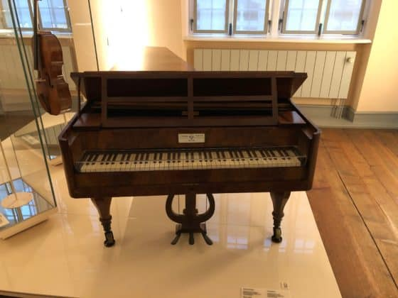 Beethovens letzter Hammerflügel