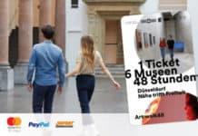 Kulturticket verbindet die schönsten Orte und Ausstellungen der Kunststadt Düsseldorf