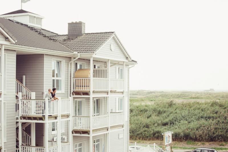 BeachMotel in St. Peter-Ording