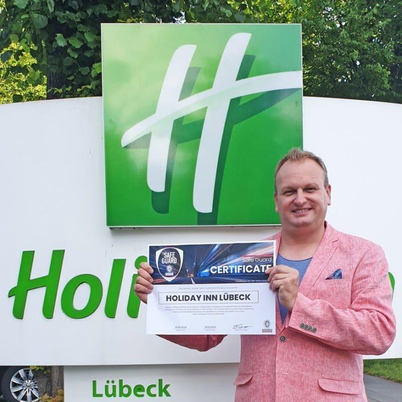 Urlaub in Deutschland im Holiday Inn Lübeck