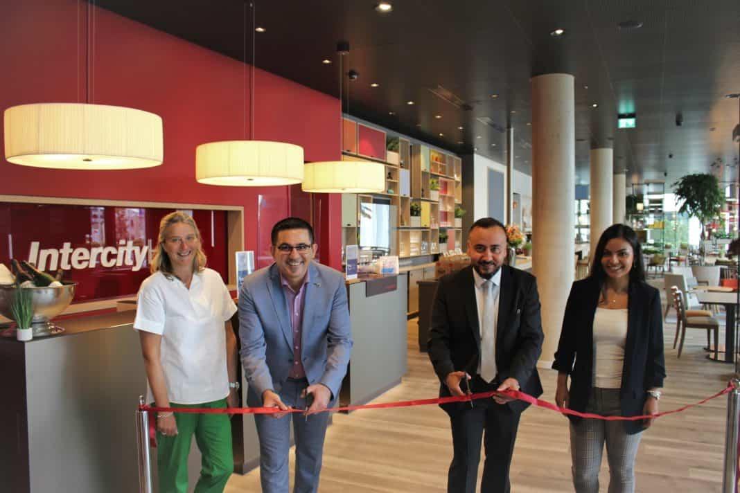 Eröffnung IntercityHotel in der Landeshauptstadt Saarbrücken