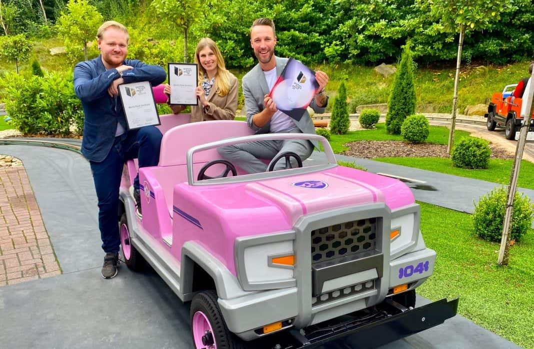 Movie Park Germany gewinnt den German Brand Award 2020