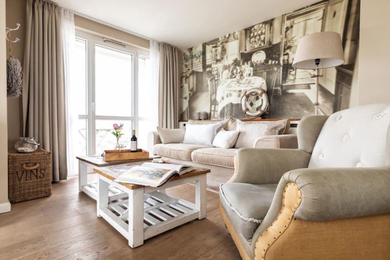 Innenaufnahme Hotel Zweite Heimat in St. Peter-Ording