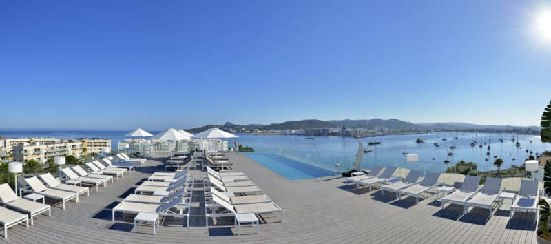 Rooftop Pool Nine, Innside Ibiza