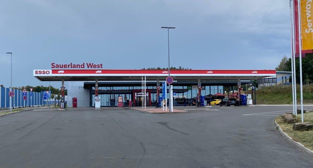 Empfehlung: Raststätte Sauerland-West an der A 45