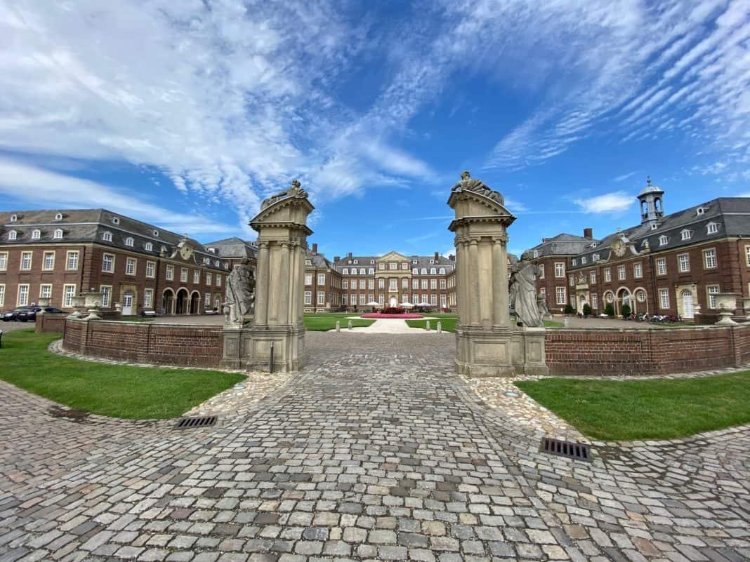 Beliebteste Ausflugsziele im Münsterland: Das Schloss Nordkirchen