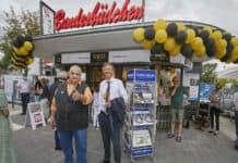 Ausflugstipp Bonn: Das Bundesbüdchen nach 14 Jahren wieder zurück